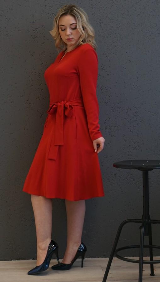"""Raudona suknelė '' Magija"""""""